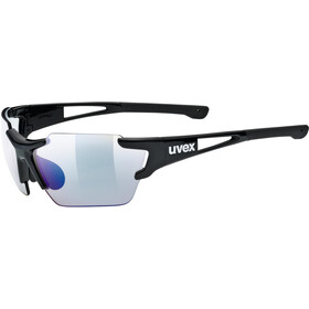 UVEX Sportstyle 803 Race Vario Glasses Small, black/blue